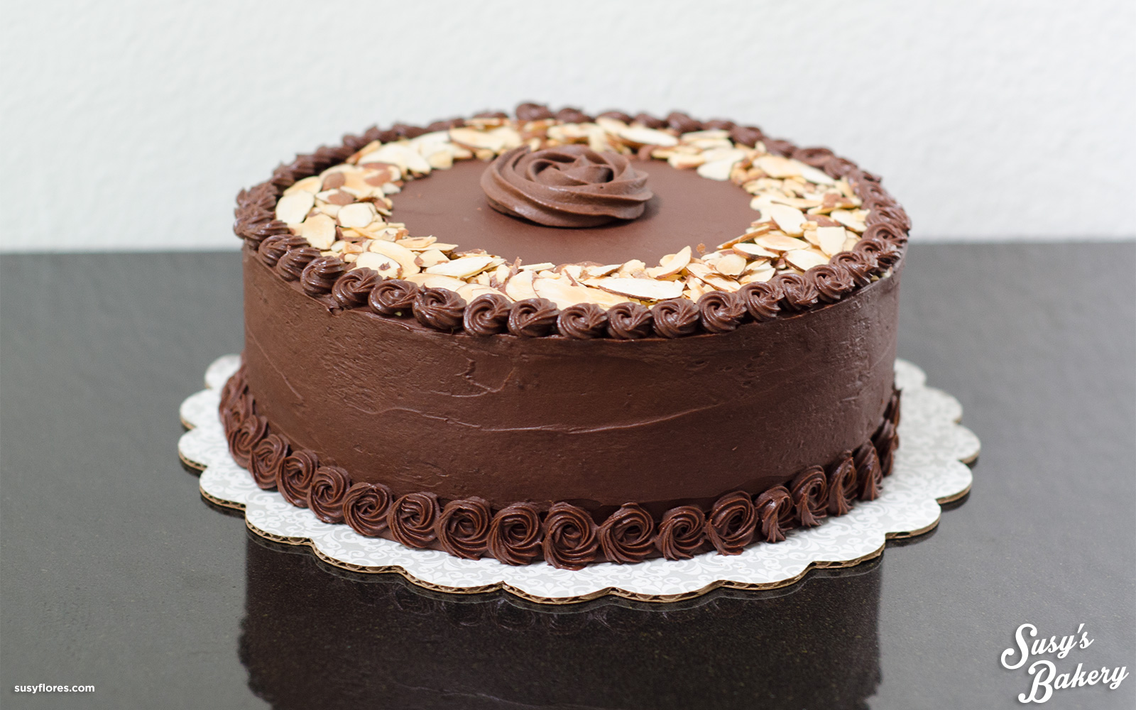 Tres Leche Chocolate Cake - Pumpkin Chocolate Chip Cookies
