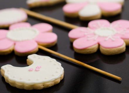 Galletas Decoradas - Its a girl - wologo